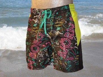 Bjorn Borg Swim NYC Scrib Short