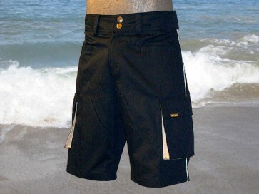 Bikkembergs Swim Long-Pant Gold