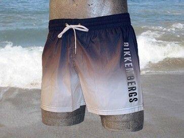 Bikkembergs Swim Fading Short-Short
