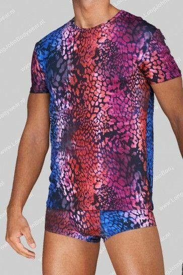 Body Art T-Shirt Zaki