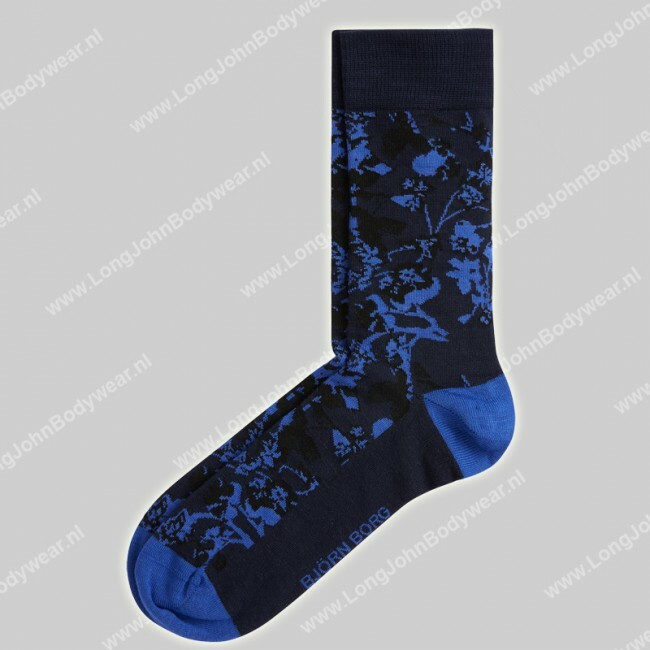 Bjorn Borg Nederland Socks Fleur De Ville Long John Body Wear