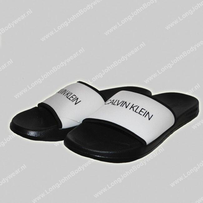 SlippersLong Wear Slide Body Klein John Nederland Calvin EeW9HYD2I