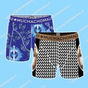MuchachoMalo Kids Nederland Short 2-Pack No Guts No Glory