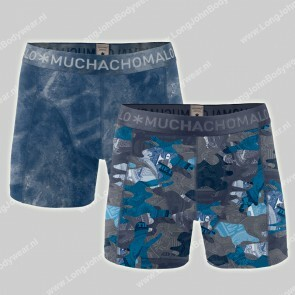 MuchachoMalo Nederland 2-Pack Short Hustler