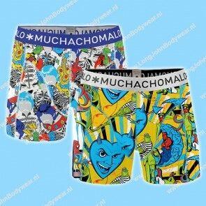 MuchachoMalo Kids Nederland Short 2-Pack Abbey
