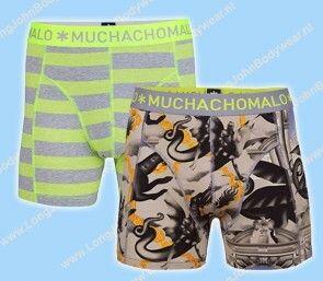 MuchachoMalo Kids Nederland Short 2-Pack Fantasy
