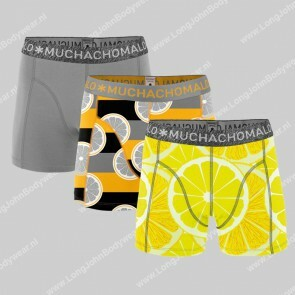 MuchachoMalo Nederland 3-Pack Short Lemons