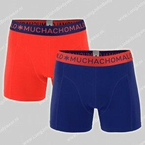 MuchachoMalo Nederland 2-Pack Short Solid 191
