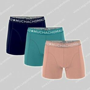 MuchachoMalo Nederland 3-Pack Short Solid 253