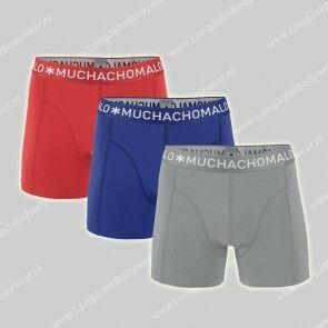 MuchachoMalo Nederland 3-Pack Short Solid 255