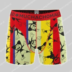 MuchachoMalo Nederland Short Forever Young