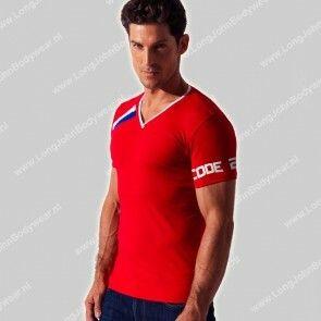 Code22 Nederland Asymmetric T-Shirt