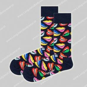 Happy Socks Nederland Lips Socks