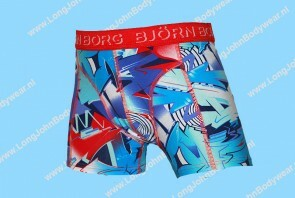 Bjorn Borg Kids Short On the Wall