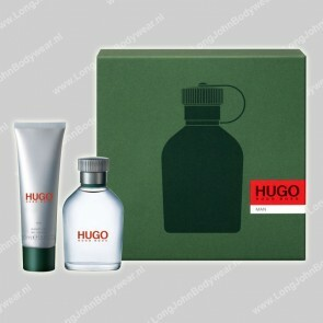 Hugo Boss - Hugo Men GiftBox : Set Eau de Toilet75ml + Showergel 100 ml