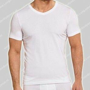 Schiesser Nederland Long-Life Soft Micro V-Shirt
