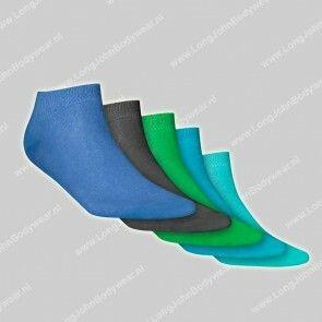 Bjorn Borg Nederland Short-Socks Steps 5-Pack