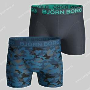 Bjorn Borg Nederland 2-Pack Short Camo