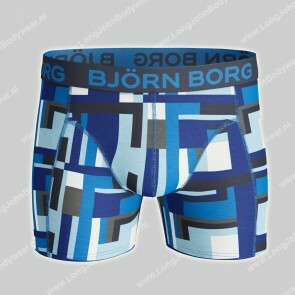 Bjorn Borg Nederland Short Blocked Court