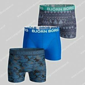 Bjorn Borg Nederland 3-Pack Short Shade