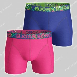 Bjorn Borg Basic 2-Pack Short Naito