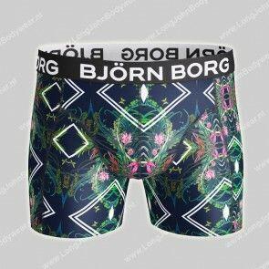 Bjorn Borg Nederland-Short Microfiber Light-Weight Naito