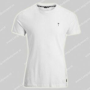 Bjorn Borg Nederland T-Shirt Palm-wit