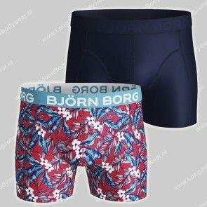 Bjorn Borg Nederland 2-pack Short Microfiber Light-Weight Ohau