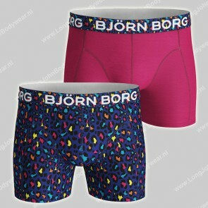 Bjorn Borg Basic 2-Pack Short Energy Leo