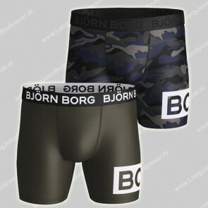 Bjorn Borg Nederland Performance-Pro High Function Athletic fit 2-Pack
