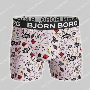 Bjorn Borg Basic Short Sammy XOXO