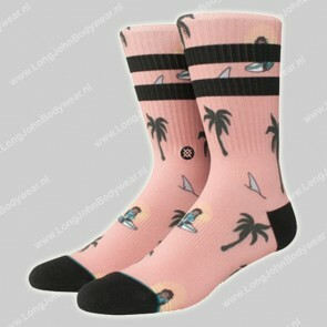 Stance Nederland Surfing Sunsets Monkey Socks