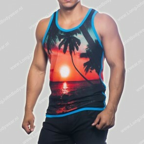 Andrew Christian Nederland California Sunset Tank
