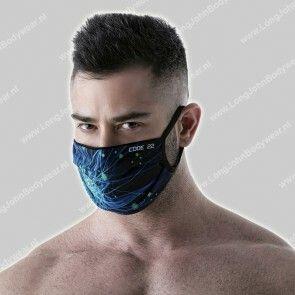 Code 22 Social Mask - Mondkapje
