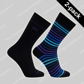 CR7 - Cristiano Ronaldo Nederland 2-Pack Socks Stripes