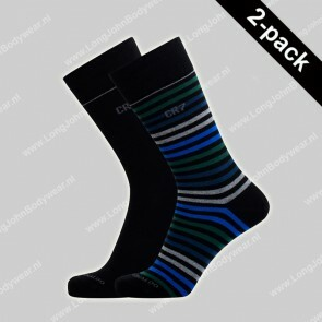 CR7 - Cristiano Ronaldo Nederland Socks 2-Pack Stripe