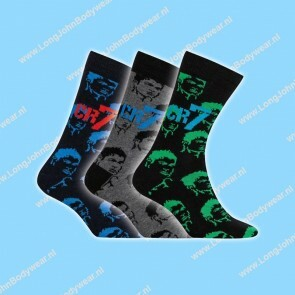 CR7 - Cristiano Ronaldo Nederland Kids Socks 3-pack