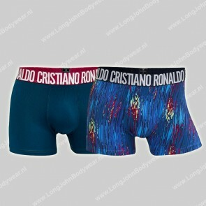 CR7-Cristiano Ronaldo Nederland 2-Pack Trunk MicroFiber