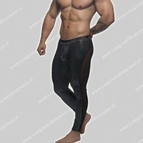 Andrew Christian Nederland Glam Mesh Legging Almost Naked