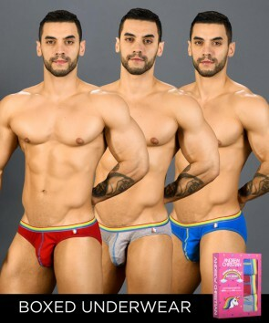 Andrew Christian Nederland Boy Brief Unicorn 3-Pack Almost Naked