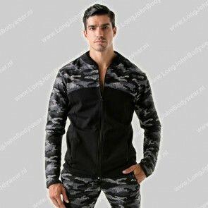 Code 22 Nederland Urban Camo Jacket