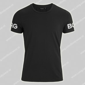 Bjorn Borg Nederland T-Shirt Sports Black Beauty