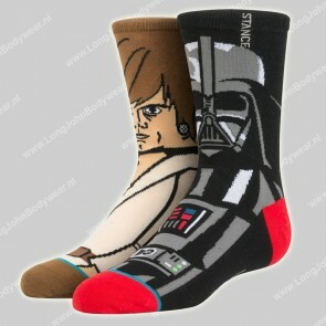 Stance Nederland Star Wars Socks Force Black