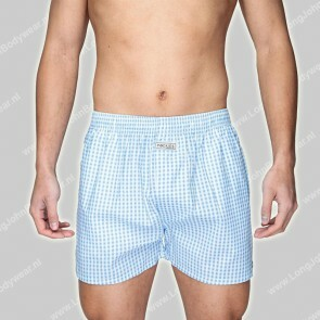 Pockies Delft Nederland Boxer Blue Checks