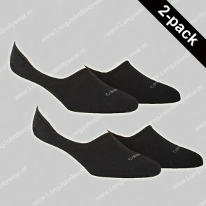 Calvin Klein Nederland No Show Socks 2-Pack
