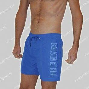 Calvin Klein Nederland Swim Short Medium Drawstring