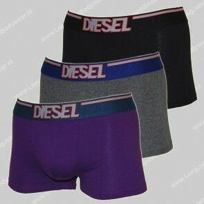 Diesel Nederland Shawn 3-Pack Boxer