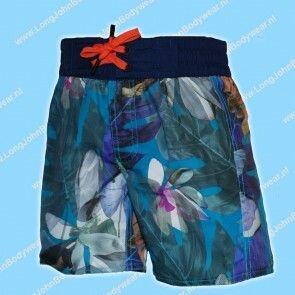 Bjorn Borg Nederland Kids Zwem Board-Shorts Mirage
