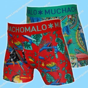 MuchachoMalo Kids Nederland Short 2-Pack Costa X