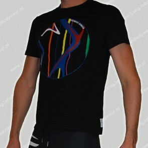 Bikkembergs Nederland T-Shirt Twist